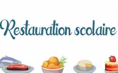 Nouveau règlement de la restauration scolaire